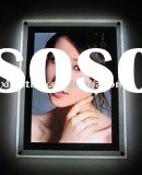 slim LED crystal light box--A3/single face