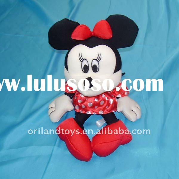 stuffed mickey mouse plush toy mouse