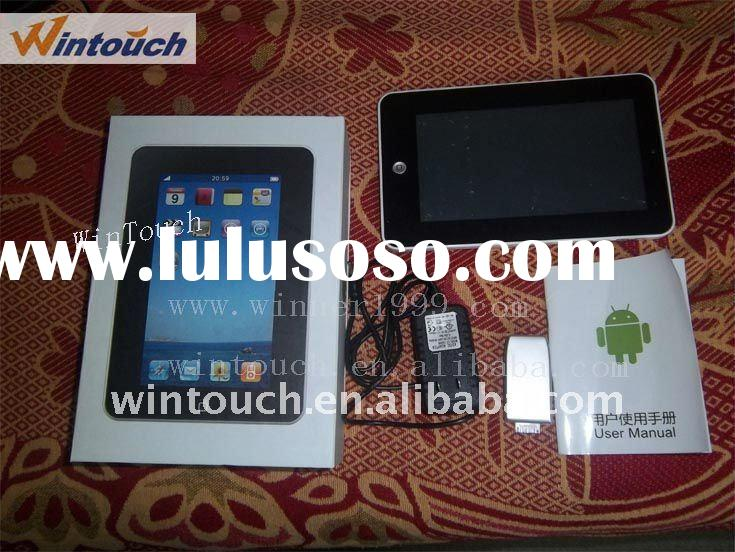 "wintouch 7"" Tablet PC best quality reliable brand 7inch Google Android 2.2 best selling super q"