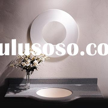 100% Acrylic Solid Surface Sheets, Countertop, Sink and Washbasin