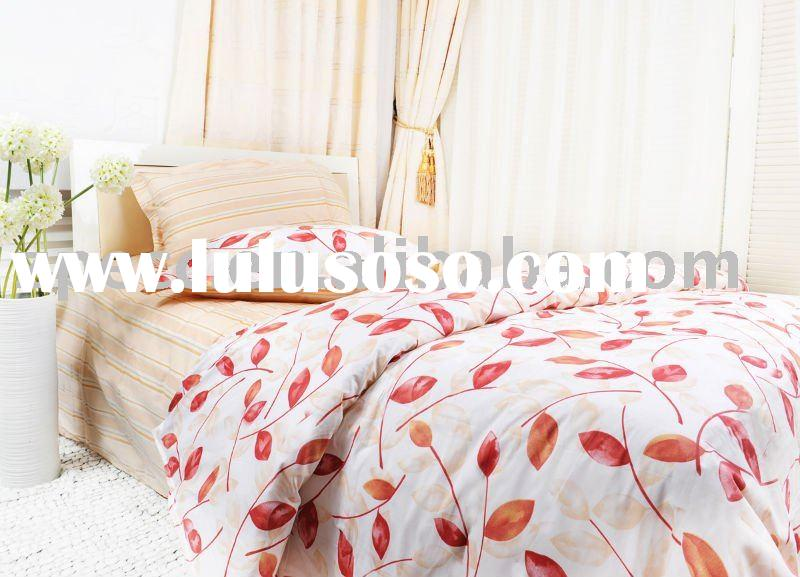 100% Cotton Colourful Comforter Set