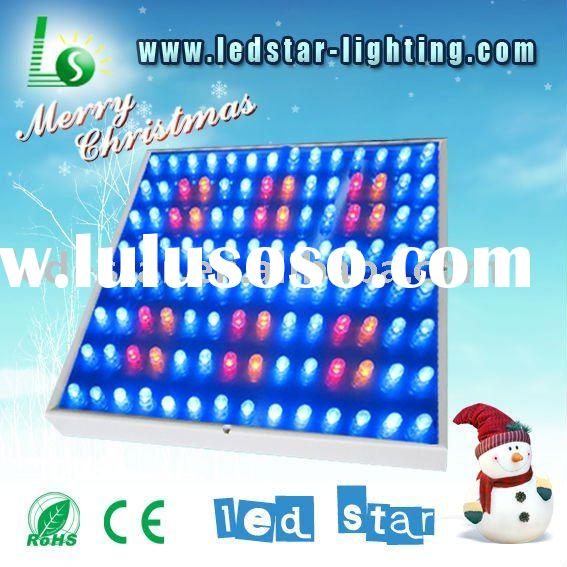 112*0.4W LED grow Light 45W grow box Agriculture Farm Machinery & Equipment with CE & ROHS L