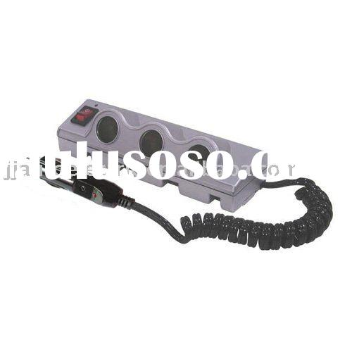 12V DC adapter, used for 12V cars