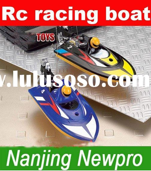12.5cm MINI R/C Racing Boat RC Electric Radio Remote Control Speed Ship rc Toys boats