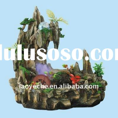 1326 resin rockery water fountainindoor fountainhome decoration fountain
