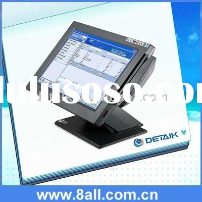 "15"" All in One POS System Touch Terminal ; cash register"