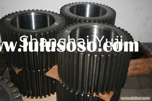 1.5 MW wind turbine gear , wind generator gear , wind gear for turbine