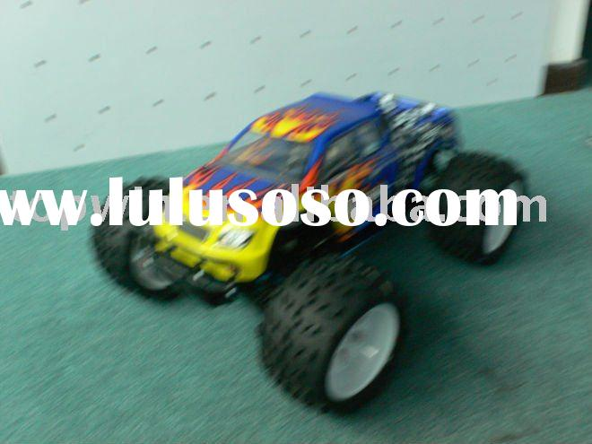 1/8 4WD Rc Nitro Car Off-Road Monster Truck Simple version