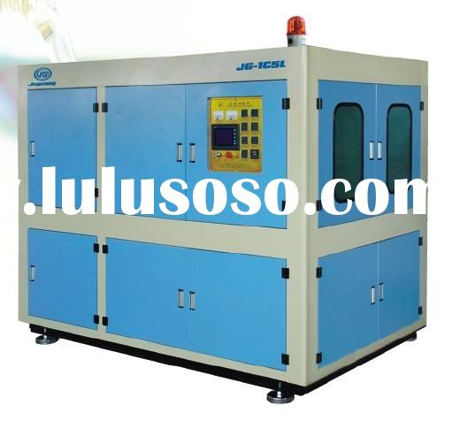 2000pcs/hr automatic PET bottle blowing machine (preform hand feeding)