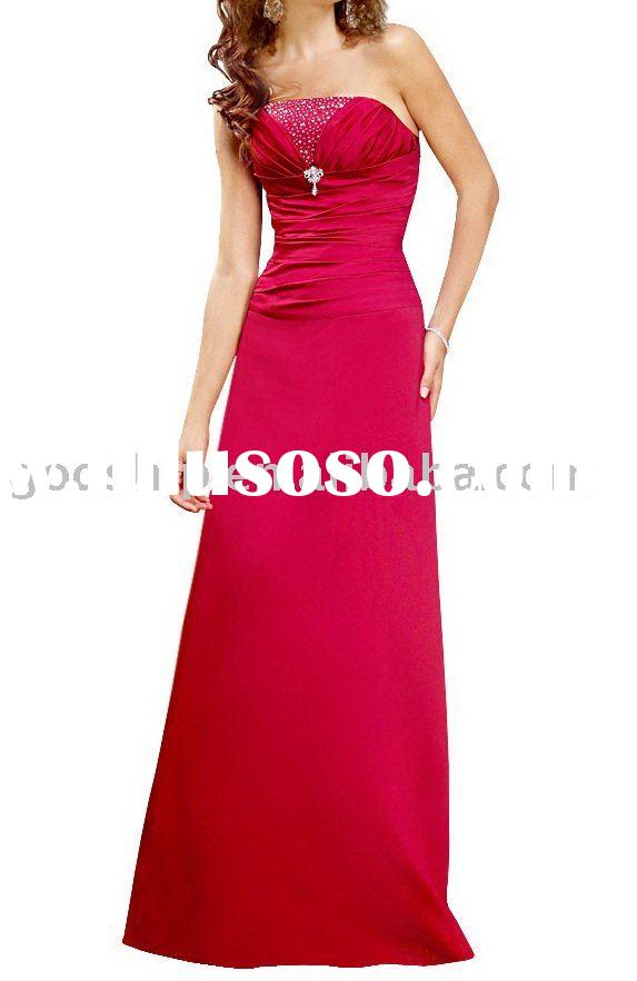 2010 Lady's Prom Dresses Prom Gown