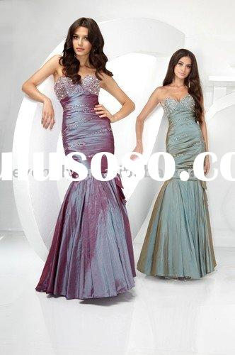 2010 Style Designer Evening gowns