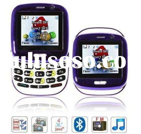 2011 H03 dual sim card Mobile phone cheap cell phone
