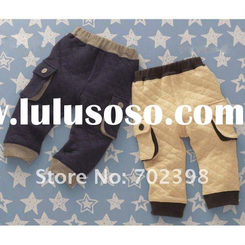 2011 Hot baby clothing , baby cotton trousers , Children's pants