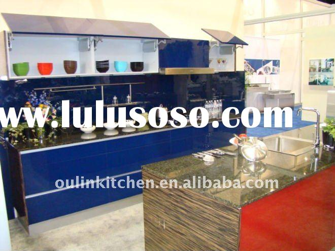 2011 New design aluminium kitchen cabinet