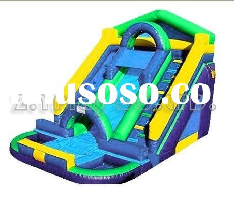 2011 inflatable water park slides for sale