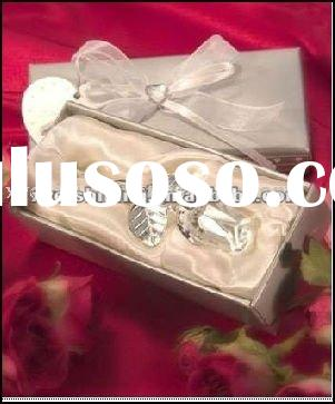 2011 new super hot sale crystal wedding giveaway gift