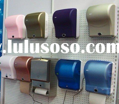 2011 newest hand free paper dispenser electronic paper dispenser touchless paper towel dispenser gua