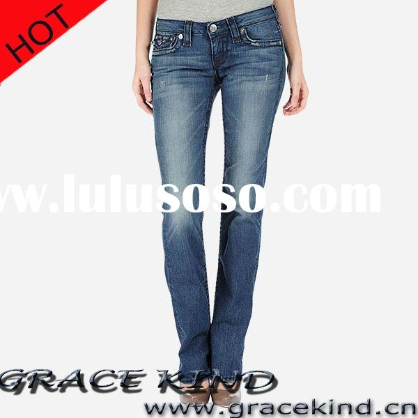 2012 High Fashion Women Skinny Jeans Wholesale,Ladies Jeans Pants(GKWJ022310)