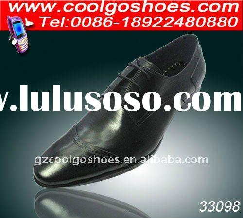 2012 New arrival men dress leather sole shoes