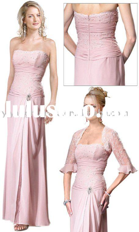 2012 New design evening dress for mother of the bride MBA1