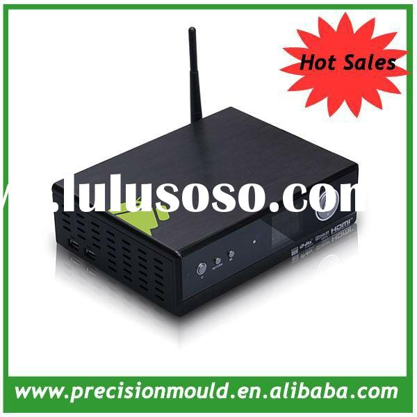 2012 New product:Smart Linux TV Player HD digital tv receiver with dvb-s2 tuner, 1080P media player