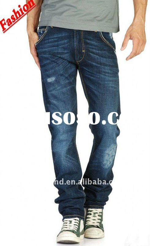 2012 Spring And Summer Collection New Style Man Jeans(GK-029)