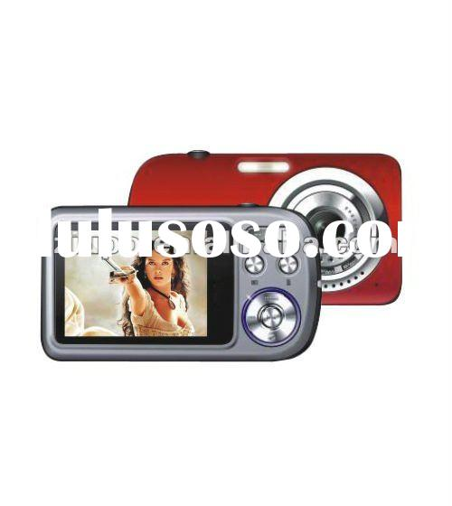 2012 fashion mp4 player music downloads with Game,Camera,FM Radio