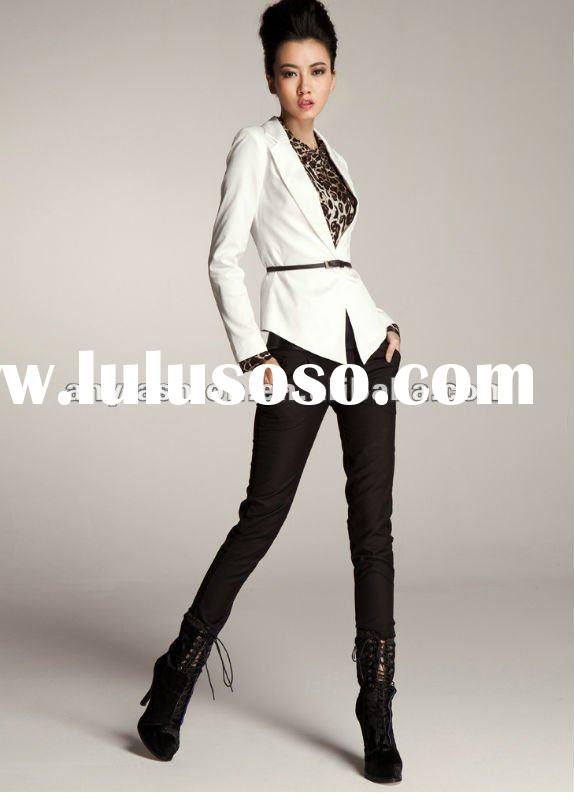 2012 fashion women business suits AF227
