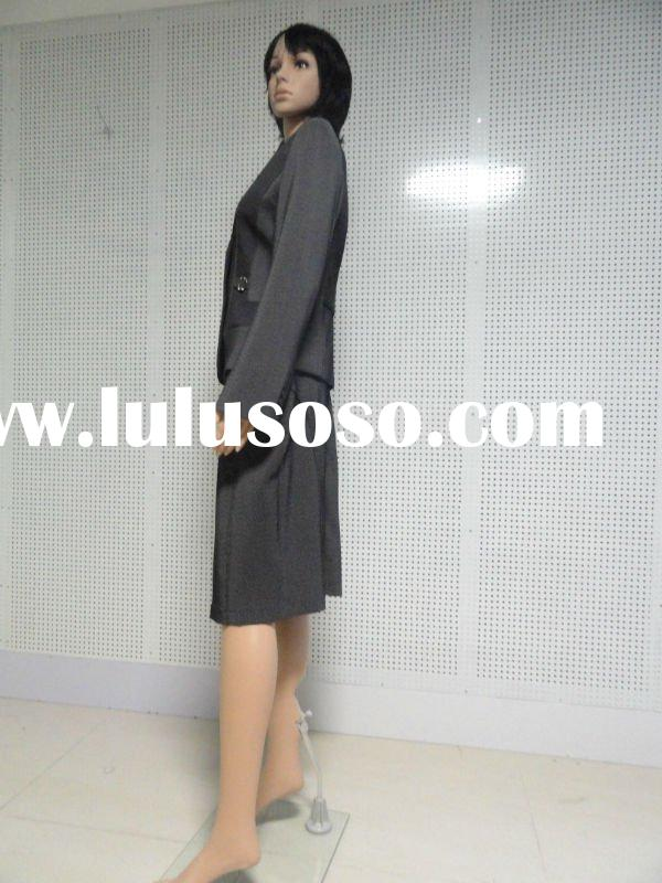 2012 new fashionable business suits for women,especially for office lady and carrer women
