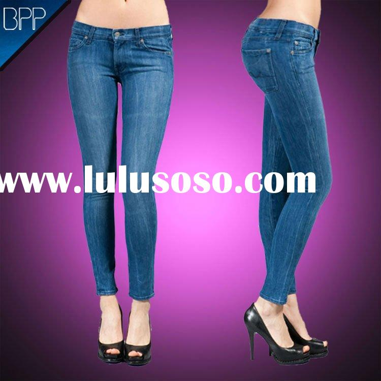 2012 new style jean fabric lady hot pants