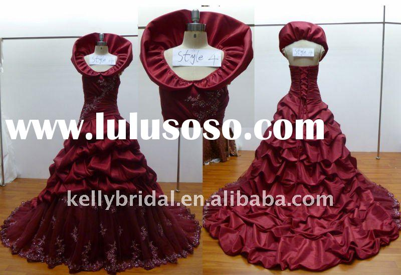 2012 new style wedding gowns and bridal dress in apparel