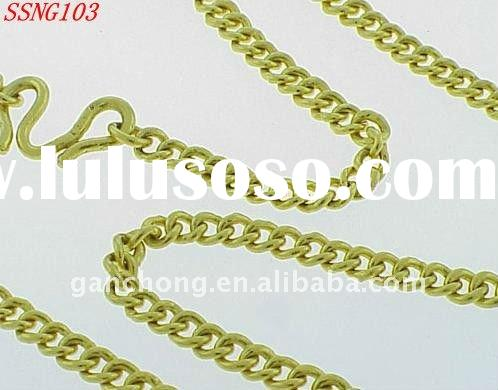 24k gold necklace chain