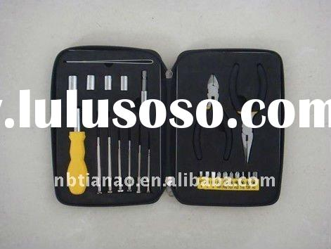 25PC Zipper Tool Kit&Household tool set&gift tool box&homeowner tool box