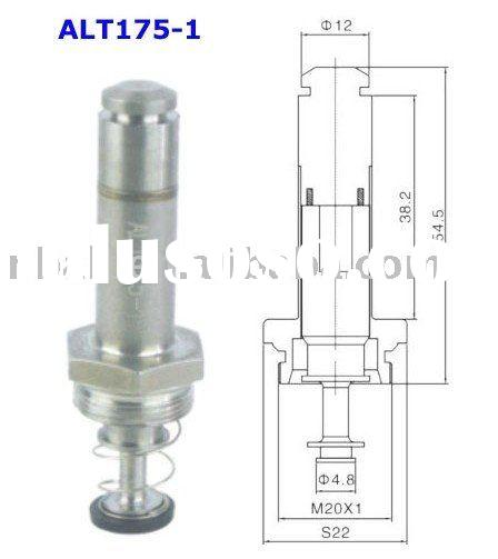 2 Position 2 Way Normal Close Pneumatic Solenoid Valve Assy