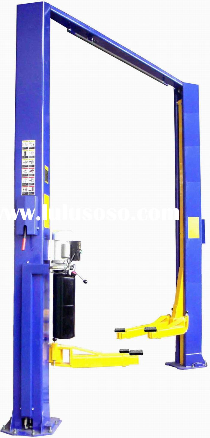 2 Post Lift, Car and Vehicle Hoists, Lifter, Garage Equipment