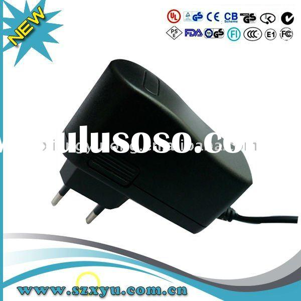 2 Wire DSL Modem AC Adapter Power Supply for LED, with 12V, 3A Output and 120 to 240V Input