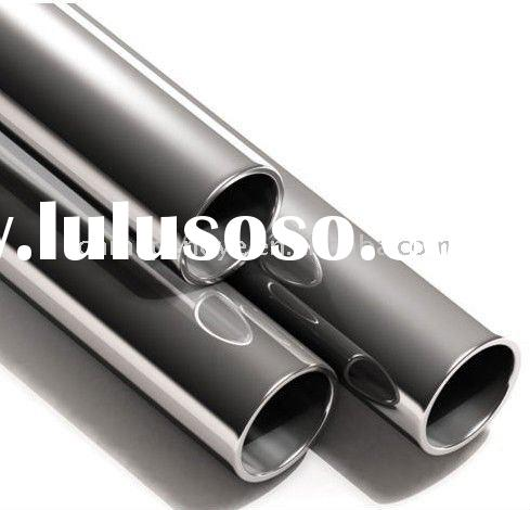 321 cold drawn seamless stainless steel tubes