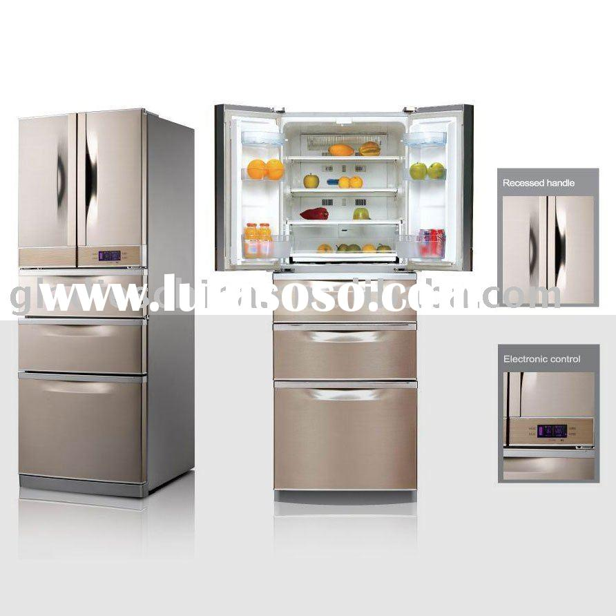 336L Side-by-Side Freezer Refrigerator with CE