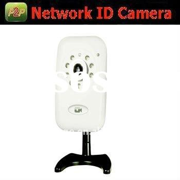 3.6mm lens 12 RI leds P2P IP support Iphone and 3G cell phone hidden camera