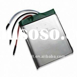 3.7V 120mAh High Rate Lithium polymer battery for RC toys