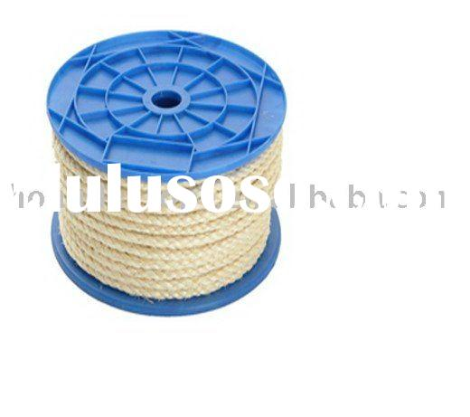 3 ply twisted sisal rope