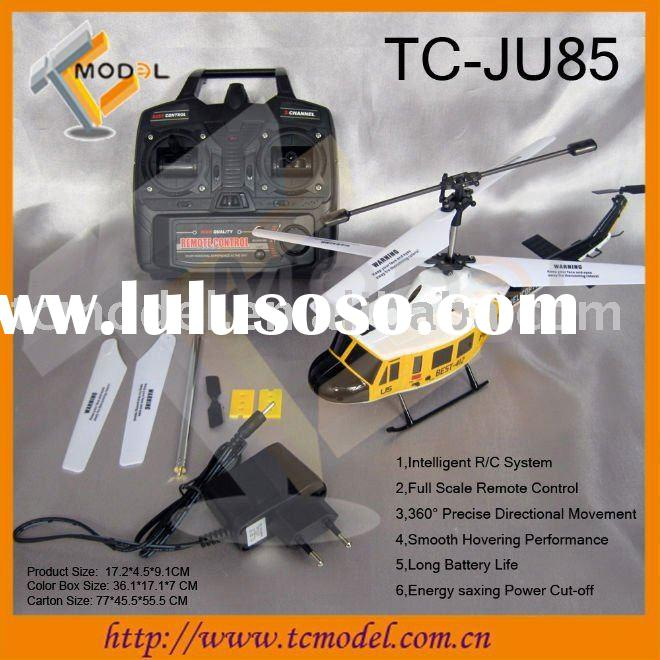 3ch mini metal rc toy helicopter with gyro