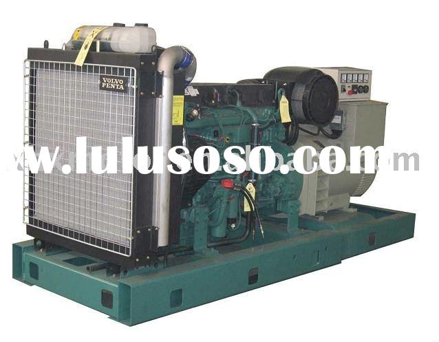 400kw VOLVO generator set with CE and ISO certificate