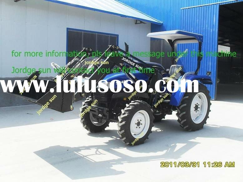 40hp farm tractor with front end loader for sale