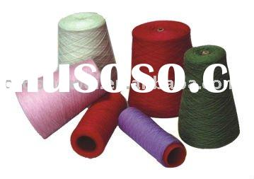 48s/2 15/85 merino wool acrylic worsted blended yarn for flat knitting machine knit