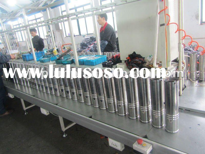 4QSY Series Oil-filled type single phase Submersible Pump.oil pump
