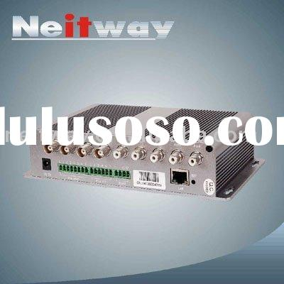4 channels ip video encoder