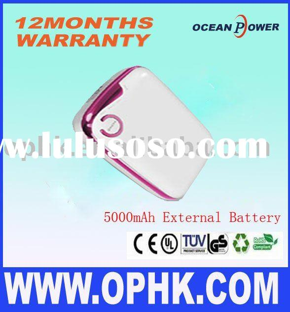 5000mAh external battery for Iphone 3G/3GS V5000