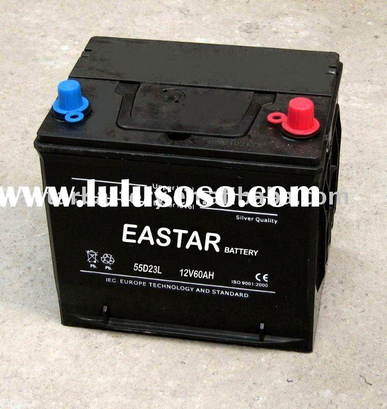 55D23LMF car battery auto battery (60AH)