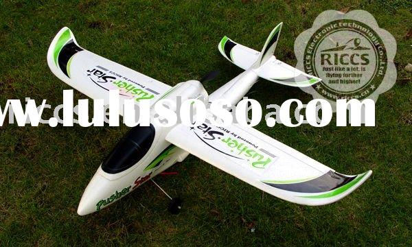 5Ch 2.4G Pusher Star EPO ultralight aircraft